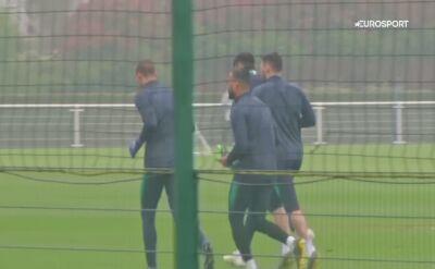 Ostatnie przygotowania Tottenhamu przed starciem z Manchesterem City