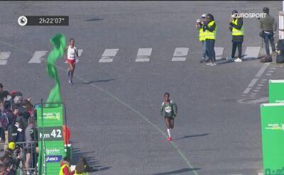 Paryski maraton należał do Etiopczyków