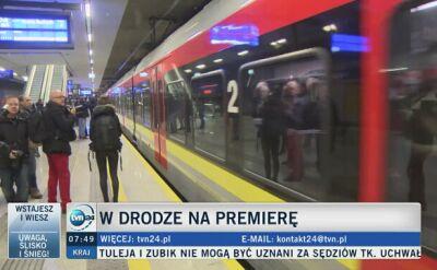 """""""Powidoki"""" w Łodzi"""