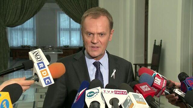 Premier: Ta anomalia pogodowa nie wykracza skalą poza nasze dotychczasowe doświadczenia