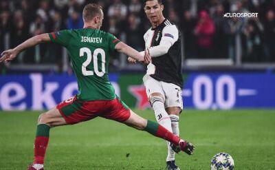 Juventus Turyn - Lokomotiw Moskwa
