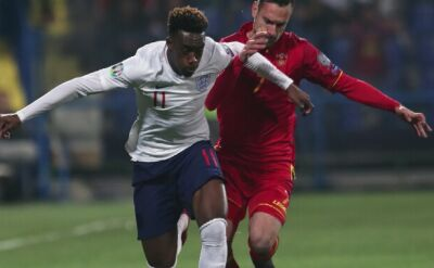Anglia grała na wyjeździe z Czarnogórą
