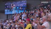 Australian Open 2021: pozdrowienia od Igi Świątek po meczu z Giorgi