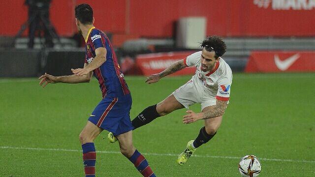 Sevilla - Barcelona w półfinale Pucharu Króla