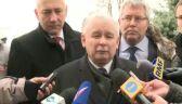 Kaczyński w Kijowie: Popieram europejskie dążenia Ukrainy