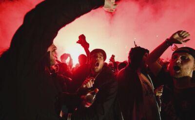 PSG - Borussia - kibice