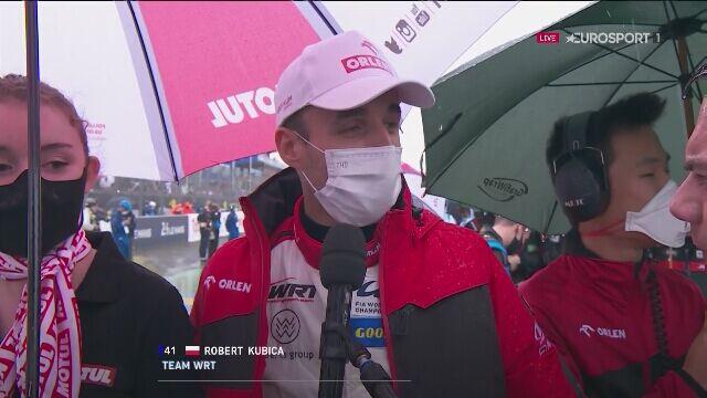 Rozmowa z Robertem Kubicą przed 24h Le Mans