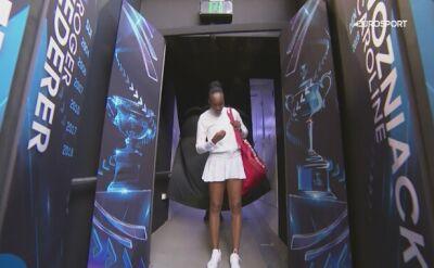 Venus Williams podczas Australian Open 2019