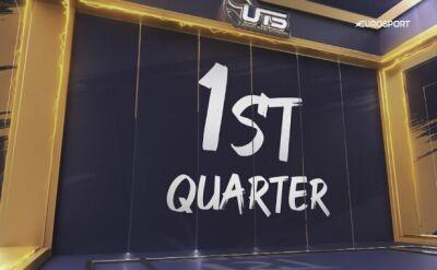 Dominic Thiem wygrał trzeci mecz z rzędu w Ultimate Tennis Showdown