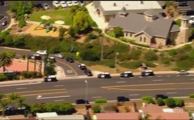 Atak na synagogę w San Diego. Relacja policji i świadka
