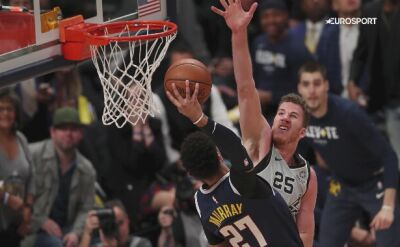 Denver Nuggets - San Antonio Spurs