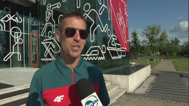 Marcin Lewandowski: moim celem jest wywalczenie medalu