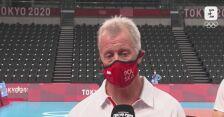 Tokio. Vital Heynen po porażce w meczu z Iranem