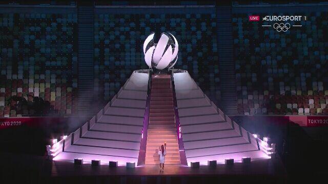 Naomi Osaka zapaliła olimpijski znicz podczas otwarcia igrzysk w Tokio