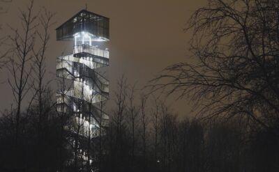 Poznań: na Szachtach otwarto wieżę widokową
