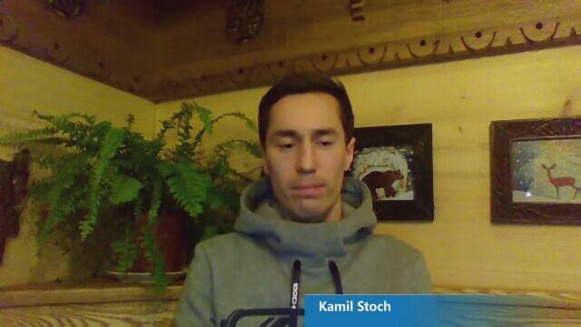Kamil Stoch ocenił sezon skoków narciarskich
