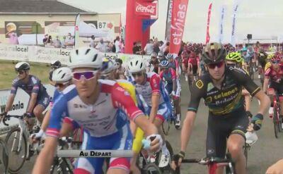 Tour de Wallonie - podsumowanie 3. Etapu