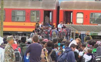 Do Polski ma trafić 12 tysięcy uchodźców. Juncker przedstawi plan