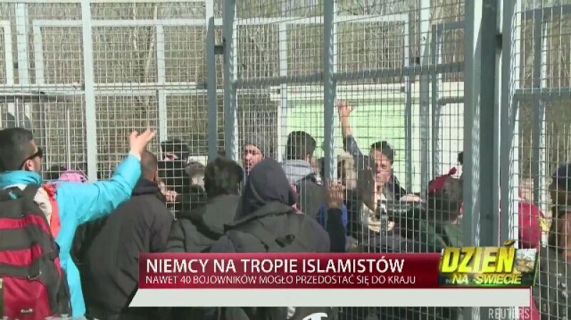 Niemcy na tropie islamistów