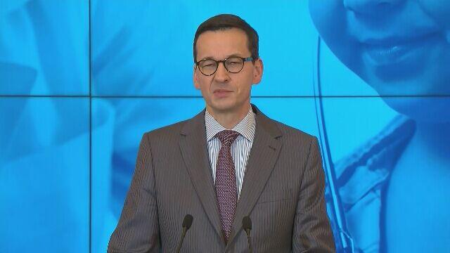 Premier o rozmowach ministra zdrowia z rezydentami