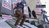Skok Dawida Kubackiego w kwalifikacjach w Innsbrucku