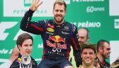 Sebastian Vettel z czwartym tytułem mistrza świata