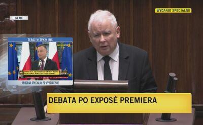 Kaczyński: przed Polską otworzyło się okno możliwości