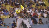 Tragedia w meczu Los Angeles Dodgers - San Diego Padres