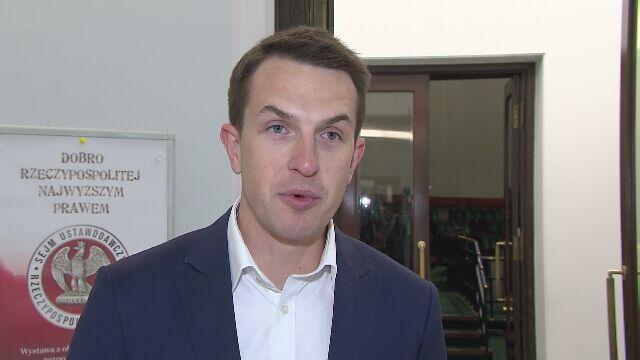 Adam Szłapka o szefie ABW