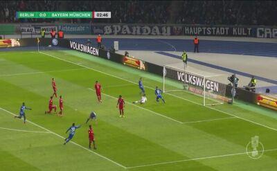 Dwie asysty Lewego. Bayern awansował do ćwierćfinału Pucharu Niemiec