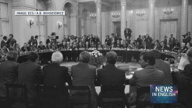 Polish Round Table.30th Anniversary Of The Round Table Talks