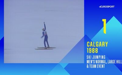 Trzy konkurencje, trzy złote medale. Nykaenen był bohaterem igrzysk w Calgary