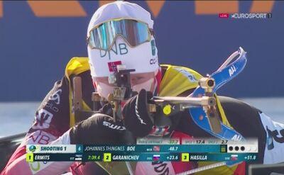 Johannes Boe wygrał bieg indywidualny w Canmore