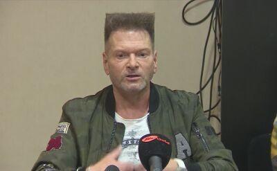 Krzysztof Rutkowski W Nowej Fryzurze Oglądaj Wideo Tvn24