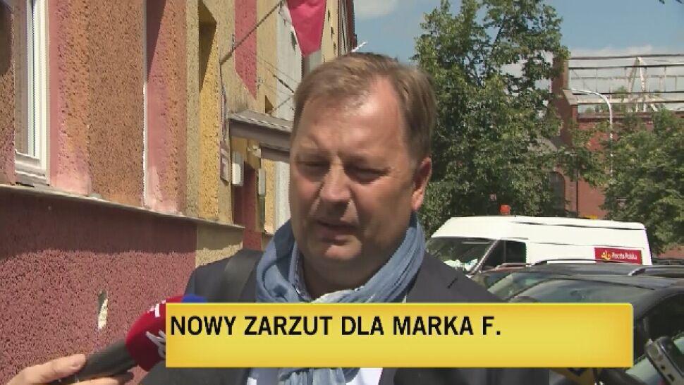 """Marek F. przesłuchany w prokuraturze. """"Nowy, dziewiąty zarzut"""""""