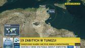 Atak na hotele w Tunezji. Zginęło co najmniej 19 osób