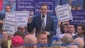 Morawiecki o pieniądzach odzyskanych od mafii VAT-owskich
