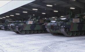 """Jedyne czołgi USA w Europie. """"Activity Set"""" w Niemczech"""