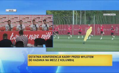 """""""Nie chowamy piłkarzy przed kibicami"""""""