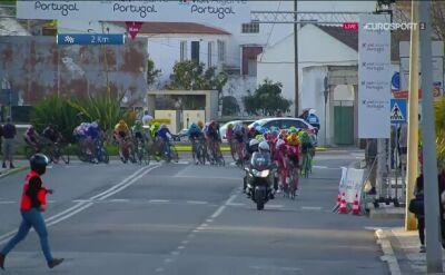 Fabio Jakobsen wygrywa 1. etap Volta ao Algarve