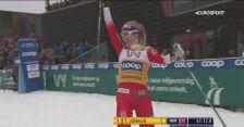 Johaug wygrała bieg na 15 km stylem klasycznym w Trondheim