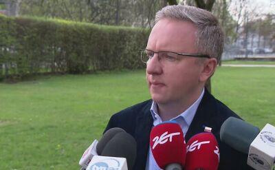 """""""Polska nie jest zaangażowana militarnie"""""""