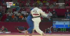 Tokio. Judo: Łzy Julii Kowalczyk po przegranej walce w repasażach