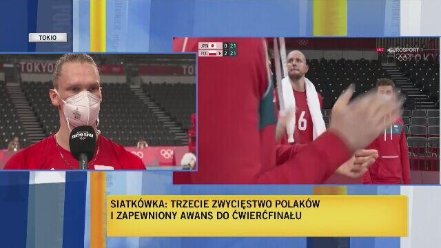 Jakub Kochanowski: pora meczu będzie sprzyjać Kanadyjczykom