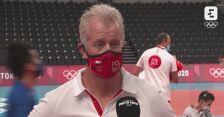 Tokio. Siatkówka: Vital Heynen po meczu z Japonią