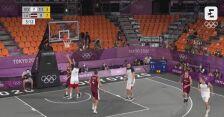 Tokio. Łotysze zdobyli złoto w koszykówce 3x3