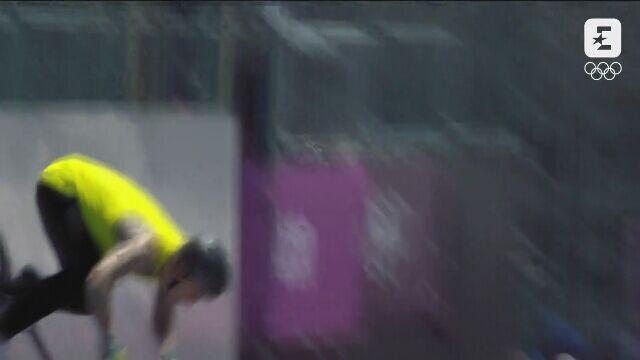 Tokio. BMX: Australijczyk Logan Martin mistrzem olimpijskim we freestyle'u