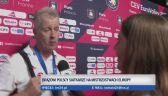 Vital Heynen po meczu z Francją