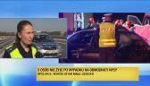 Policja o wypadku