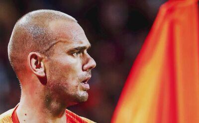 Wesley Sneijder pożegnał się z kadrą